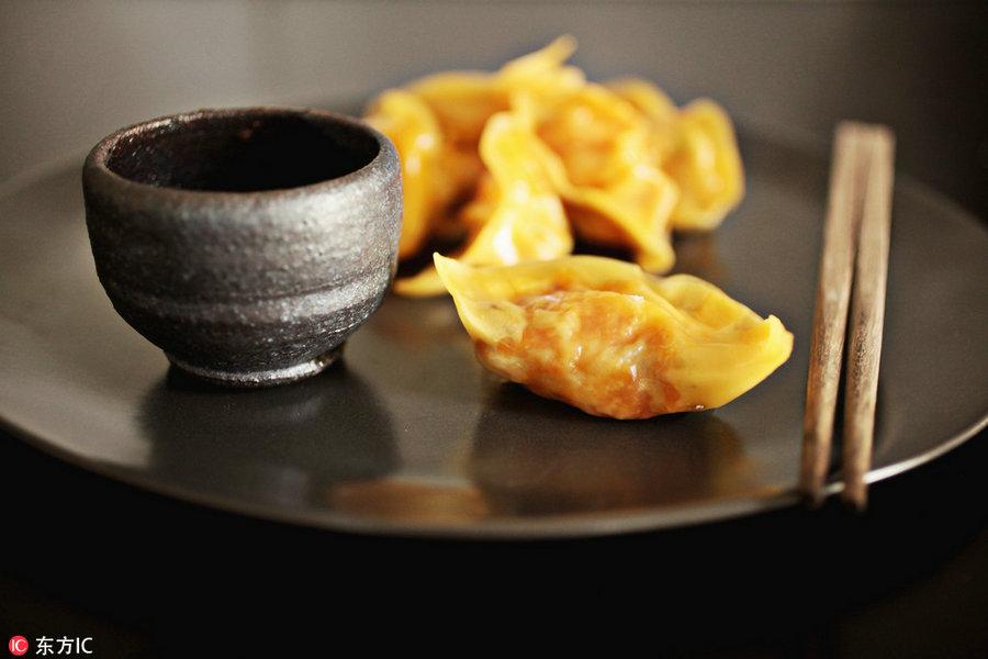 Asian dumplings make a quick, easy weeknight meal