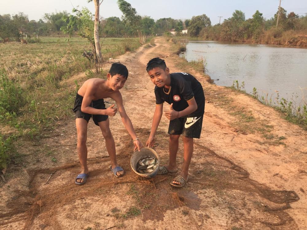 Pesca_Niños